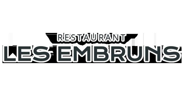 RESTAURANT LES EMBRUNS